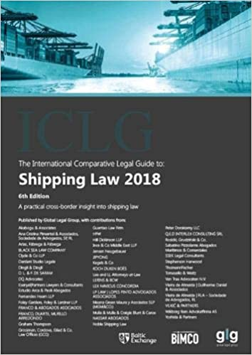 Como Descargar Elitetorrent The International Comparative Legal Guide To: Shipping Law 2018 Formato PDF Kindle