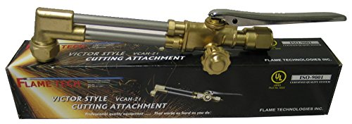 - Flame Technologies VCAH-21 Heavy Duty Cutting Attachment
