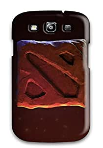 Regina Johnson Fashion Protective Dota 2 Case Cover For Galaxy S3