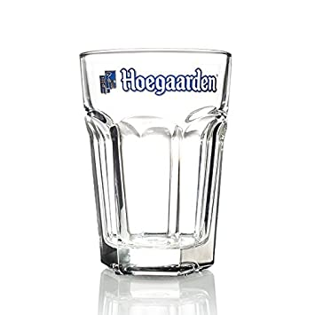 2-Pack, Official Hoegaarden Pint Beer Glasses, Brewer's Series, 11 oz / 330  mL, Clear Glass, Wholesale Packaging