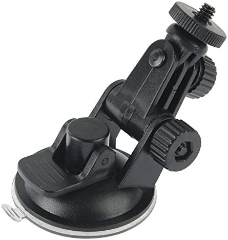 SJ2000 //SJ1000 Mount Accessories Durable SJ3000 JINGZ Suction Cup Bracket with Sports Camera Car Charger for SJ Series Action Camera SJ4000