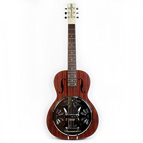 Natural Resonator - Gretsch G9210 Boxcar Square-Neck Resonator Guitar - Natural