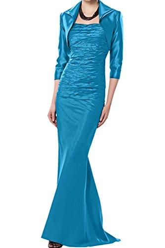 Brautmutterkleider La Bodenlang Minze Pailletten Marie Blau Braut Gruen Abendkleider Etuikleider Promkleider mit xpOIpA