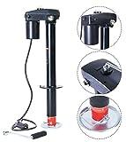 AC-DK 3500 lb Electric Trailer Jack -12V Power Tongue Jack 7-Way Plug