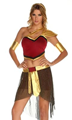 Forplay Women's Built To Last Adult Sized Costumes
