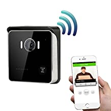 Generic Wifi Enabled Video Doorbell Wireless Video Door Phone Intercom