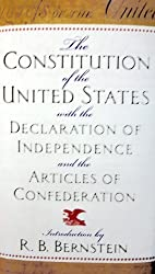 The Constitution of the United States with the Declaration of Independence and the Articles of Confederation