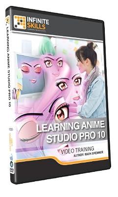 Learning Anime Studio Pro 10 - Training DVD