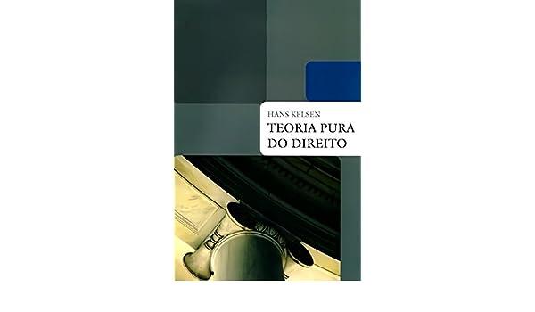Livro: teoria pura do direito hans kelsen | estante virtual.