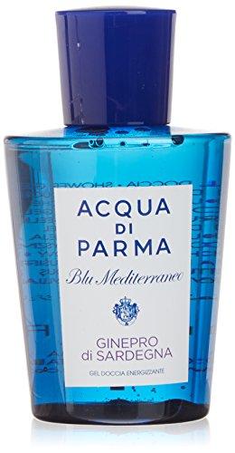 - Acqua Di Parma Blu Mediterraneo Shower Gel, Ginepro Di Sardegna Energizing, 6.7 Ounce