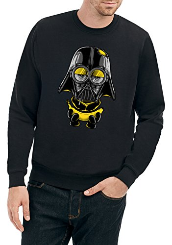 Mini Vader Sweater Nero Certified Freak