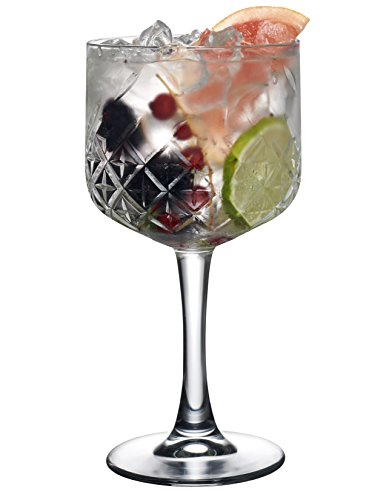 Hospitality Glass Brands 440237-012 Timeless Gin & Tonic, 17.5 oz. (Pack of 12)