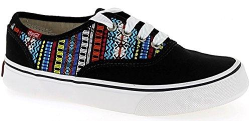 Coca Cola Bas-Haut Baskets Chaussures Pour Homme Multicolore 0ovsaoIbl