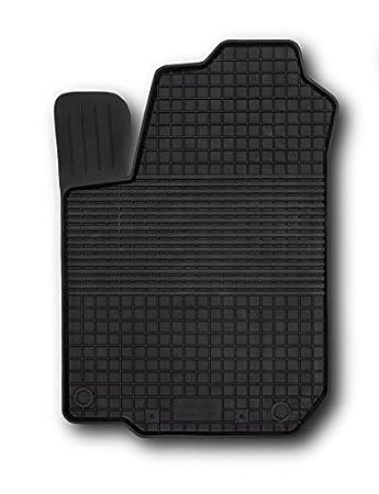 Gummi Fußmatte Gummimatte hoher Rand passend für Mazda 2 Matte Fahrerseite