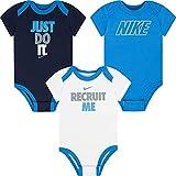 Nike Baby Boys' 3-Pack Bodysuits