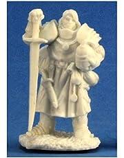 RPR77197 Bones Erick, Paladin Initiate Miniature Reaper
