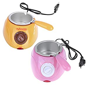DIY Candy Chocolate Melting Pot Electric Melter Machine with Mould Maker Tool