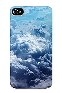 ABfNZ0CNzKz Clouds Nature Protective Case Cover Skin/iphone 4/4s Case Cover Appearance