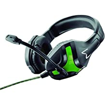 Headset Gamer Harve, Warrior, PH298, Preto/Verde