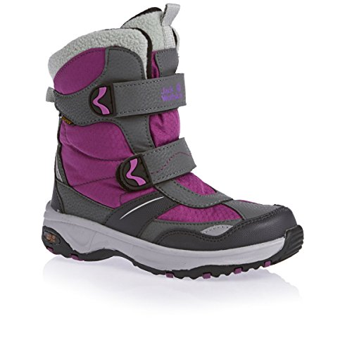 Jack Wolfskin Girls Snow Flake Texapore mallow purple