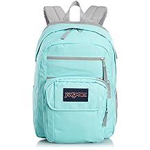 "JanSport Mens Digital Carry Mainstream Digital Student Backpack - Grey Rabbit Sylvie Dot / 18""H X 13""W X 7.5""D"