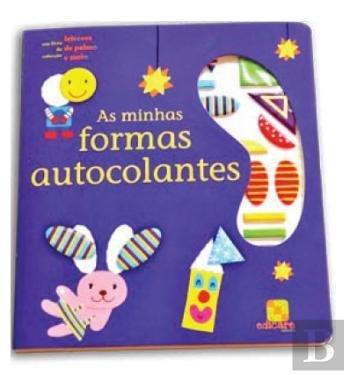 As Minhas Formas Autocolantes (Portuguese Edition)