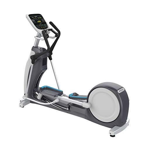Precor EFX 835 Commercial Series Elliptical Cross Trainer with Converging CrossRamp (Renewed)