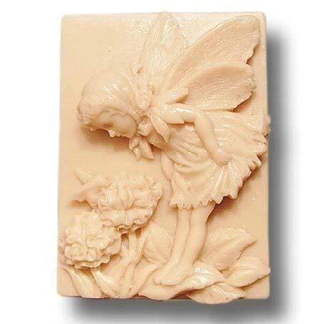 Cake Molds - Enjoying Flowers Angel Soap Mold Fondant Cake Molds Chocolate Mould - Paint Purse Butter Lollipop Chocolate Shoes Mermaid Mold Puzzle Molds Plastic Shower Heart Sphere Plaque Brush