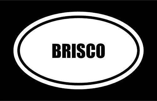 6-die-cut-white-vinyl-brisco-name-oval-euro-style-decal-sticker