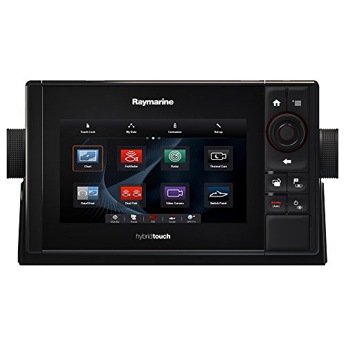 "Raymarine eS78 7"" MFD Combo w/Wi-Fi, CHIRP/DownVision Sonar & US LNC Vector Charts Fish Finders And Other Electronics Raymarine"