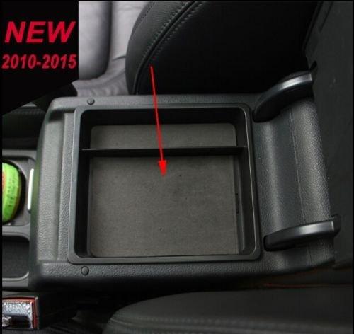 Bo/îte de rangement organiseur Console centrale pour accoudoir Tiguan 2010-2015 automatique