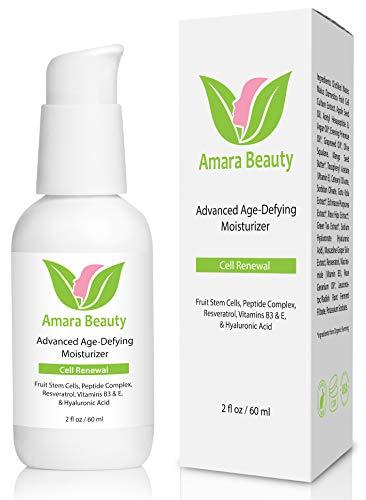 Anti Aging Face Cream Moisturizer with Resveratrol & Peptide