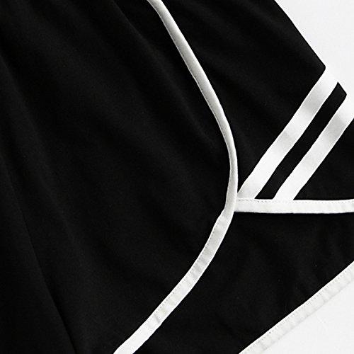 JUNG KOOK Kpop BTS Album Love Yourself:Tear Sports Hot Pants + Midriff-baring Shirts Set by JUNG KOOK (Image #4)