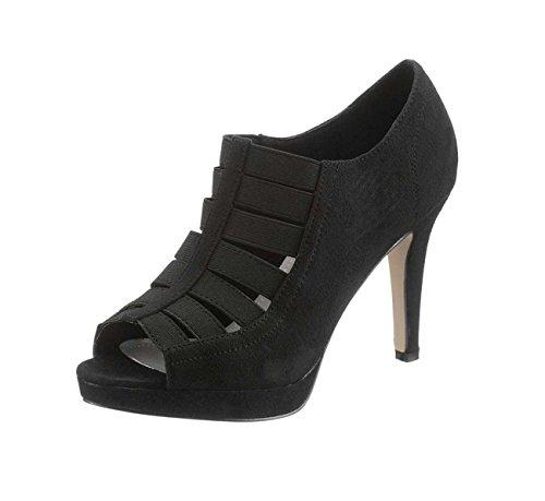 Sandalias Para Arizona Negro De Mujer 42 Vestir 0pwvwq8