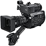 Sony FS7 II Shouldercam CMOS 4K Ultra HD Black - camcorders (CMOS, 25.4/4 mm (1/4), Sony E, 18-110 mm, 27-165 mm, 9.5 cm)