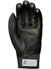 The Winterized Coaches' glove from Palmguard(r) is great for coaches, players and officials of all sports. When there's a chill in the air, it's perfect for keeping your hands toasty. There's just enough thermal lining to keep you warm, but n...