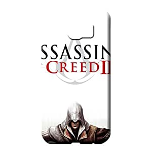 samsung galaxy s6 phone back shells Skin Nice phone Hard Cases With Fashion Design assassins creed 2