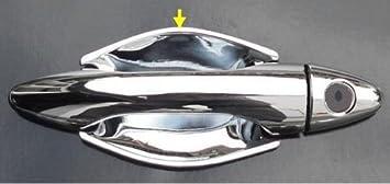 Accesorios para Hyundai ix35 cromo türgri ffmulden huecos para manilla de puerta