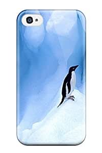 New Arrival Case Specially Design For Iphone 4/4s (penguin) by Maris's Diary