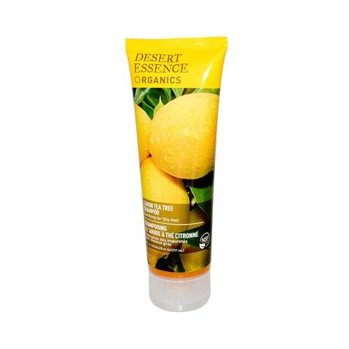 Bulk Saver Pack 8x8 FZ : Desert Essence Shampoo Lemon Tea Tree