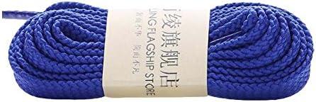 靴ロープファッションブルー運動靴紐ロープ