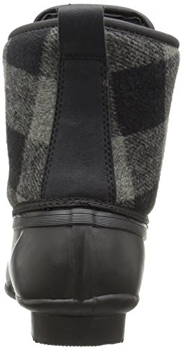 Eye Women's Four Buffalo Chief Lace Western Waterproof Boot Charcoal Duck up wf6Inq