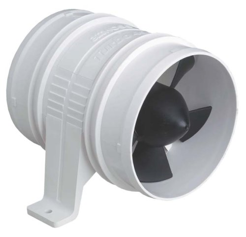 attwood Blower H20 Resist (White, 4-Inch)