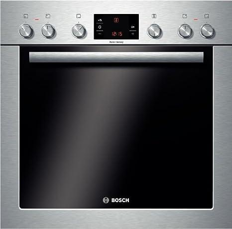 Bosch HEA23T351 + NIB645B17M Con placa de inducción Horno eléctrico sets de electrodoméstico de cocina - Sets de electrodomésticos de cocina (Con placa de inducción ...
