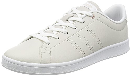 Femme Adidas Qt griper Gris W Basses grmeva Advantage Clean Sneakers griper WPqAwPY1