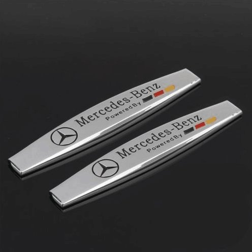 Best Fender Stickers For Cars - SXhhqhsm 2 pcs Car Styling Accessories