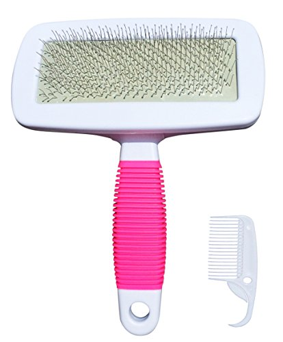 Funpet Dog Grooming Brush Professional Cleaning Shedding