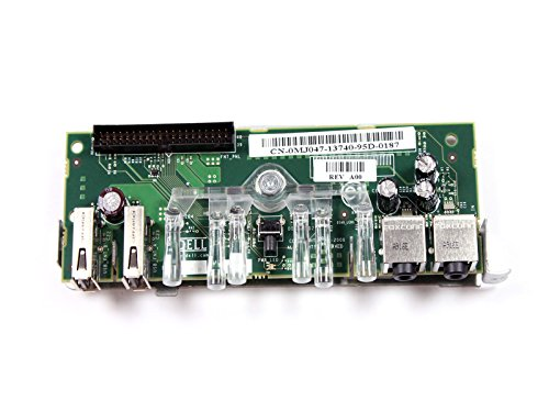 Genuine Dell Power Board For Dell Optiplex GX620 and Dimension 5150 / E510 Small Mini Towers (SMT) Part Number: MJ047