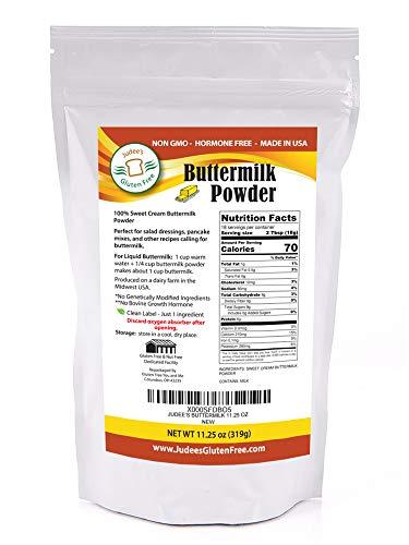 The 10 best powered buttermilk