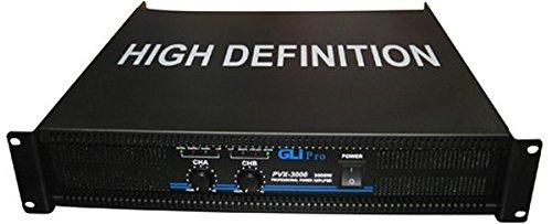 GLi PVX3000 19-Inch Rack Mount 3000-Watt Max Equalizer by GLI